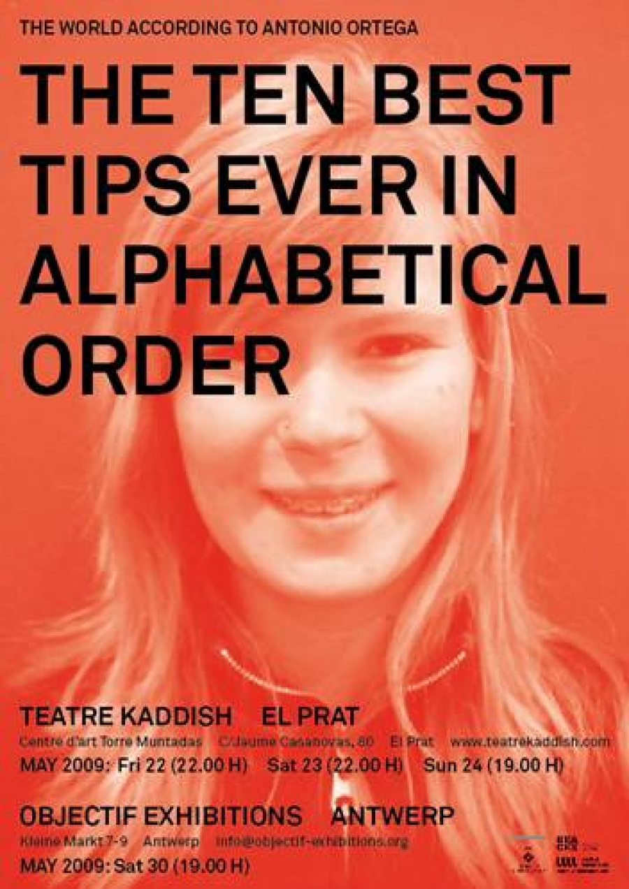 The best ten tips ever in alphabetical order